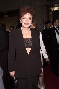 Polly Bergen at the American Theatre Wing's 55th Annual Antoinette Perry Tony Awards.