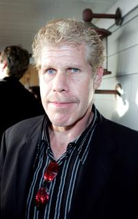 Ron Perlman at the IFC's 20th Annual IFP Independent Spirit Awards after party.