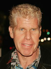Ron Perlman at the screening of