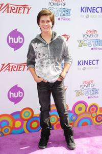 Billy Unger at the Variety's 4th Annual Power of Youth event.