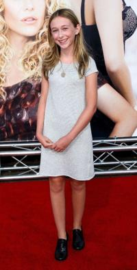 India Ennenga at the premiere of