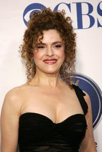 Bernadette Peters at the 59th Annual Tony Awards.