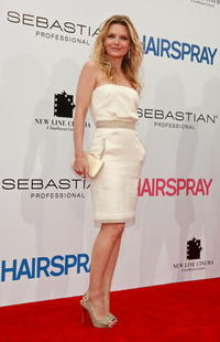 Michelle Pfeiffer at the L.A. premiere of