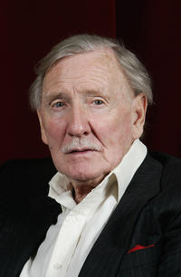 Leslie Phillips at the 17th British Film Festival in France.