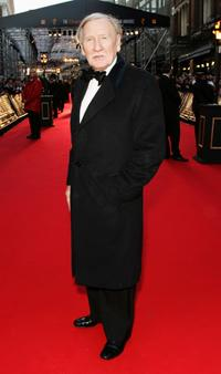 Leslie Phillips at the Orange British Academy Film Awards (BAFTAs).
