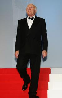 Michel Piccoli at the Opening Ceremony Dinner at the 60th International Cannes Film Festival Opening Night.