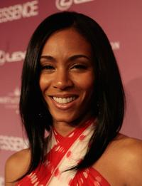 Jada Pinkett Smith at the ''Essence Black Women In Hollywood'' luncheon.