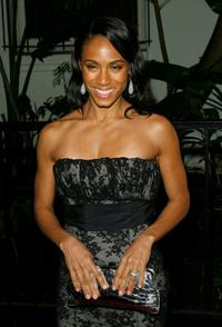 Jada Pinkett Smith at the 22nd Santa Barbara International Film Festival.