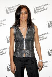 Jada Pinkett Smith at the 2005 American Music Awards.