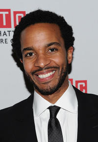 Andre Holland at the opening night party for