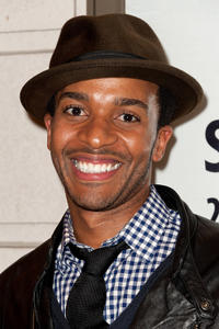Andre Holland at the Broadway opening night of