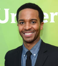 Andre Holland at the NBCUniversal's