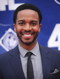 Andre Holland at the special screening of