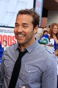Jeremy Piven at the special screening of