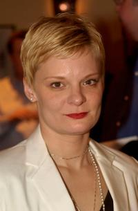 Martha Plimpton at the opening of
