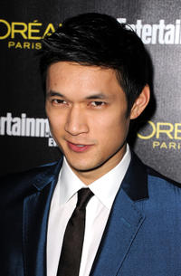 Harry Shum, Jr. at the Entertainment Weekly's 17th Annual Pre-Screen Actors Guild Awards party in California.