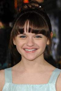 Joey King at the Hollywood premiere of