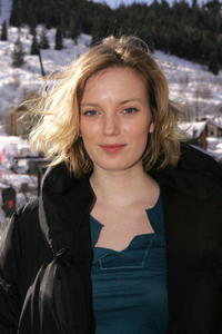 Sarah Polley at the panel discussion for