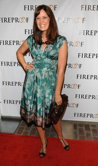 Erin Bethea at the premiere of