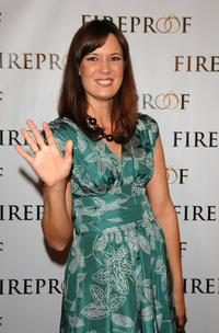 Erin Bethea at the premiere of premiere of