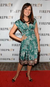 Erin Bethea at the California premiere of