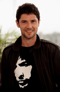 Melvil Poupaud at the photocall promoting