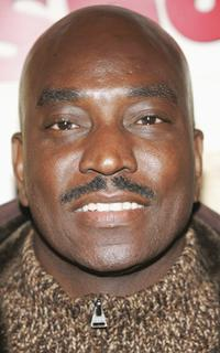 Clifton Powell at the premiere