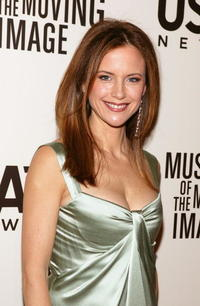 Kelly Preston at the American Museum Of The Moving Image Salute To John Travolta.