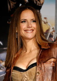 Kelly Preston at the Wild Hogs