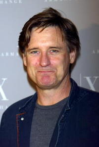 Bill Pullman at the Armani Exchange Store Opening Benefit.