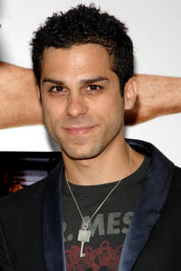 Ido Mosseri at the New York premiere of