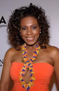 Sheryl Lee Ralph at The Envelope Please APLA/Esquire Magazine Oscar Party.