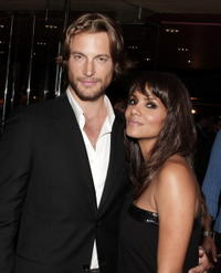 Model Gabriel Aubry and