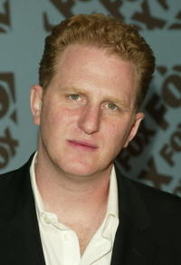Michael Rapaport at the FOX Upfront.
