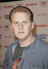 Michael Rapaport at the Blender Magazine's Rock and Roll Hollywood Bash.