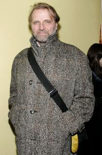 David Rasche at the after party of the Opening of