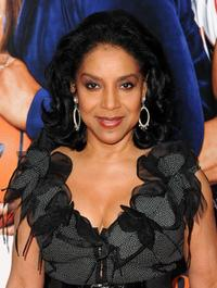 Phylicia Rashad at the New York premiere of