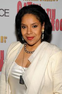Phylicia Rashad at the after party for the opening of