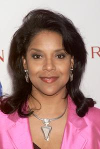 Phylicia Rashad at the New York Women in Film & Television Gala Holiday Luncheon.