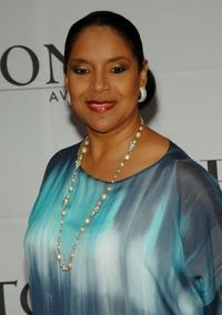 Phylicia Rashad at the 61st Annual Tony Awards.