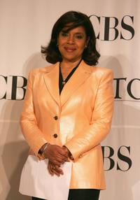 Phylicia Rashad at the 2006 Tony Award nominations.