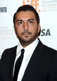 Danny A. Abeckaser at the premiere of