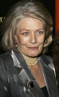 Vanessa Redgrave at the UK premiere of