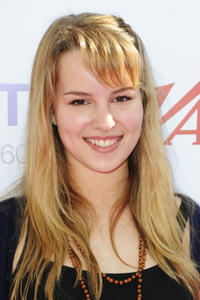 Bridgit Mendler at the Variety's 4th Annual Power of Youth event in California.