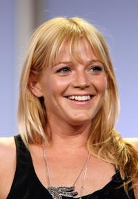 Molly Stanton at the Fox Image Campaign 2008 Summer Television Critics Association Press Tour.
