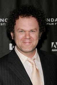 """John C. Reilly at the """"Year of the Dog"""" premiere in Park City, Utah."""