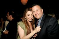 Paul Reiser and Donna Murphy at the premiere of