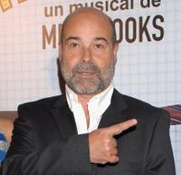 Antonio Resines at the premiere of