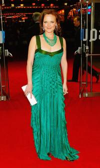 Miranda Richardson at the world premiere of