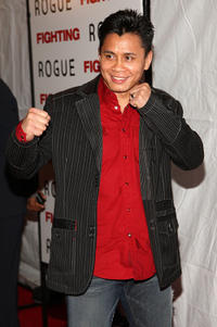 Cung Le at the New York premiere of